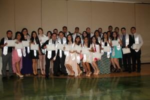 2014 Seniors, Clinica Banquet
